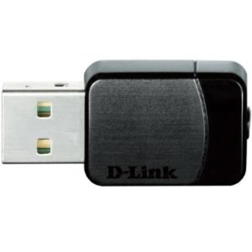 Wireless AC DualBand USB Micro Adapter