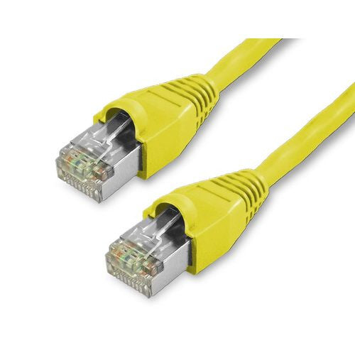 6FT ETHERNET CABLE YELLOW