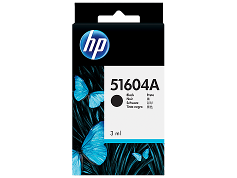 51604A Black Plain Paper Ink Cartridge