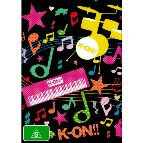 K-On!! (Season 2) Collection 2 (Eps 14-26 )W/ Limited Collector's Box (2 Discs)