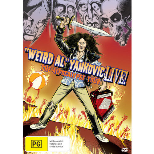"""Weird Al"" Yankovic LIVE!: The Alpocalypse Tour"