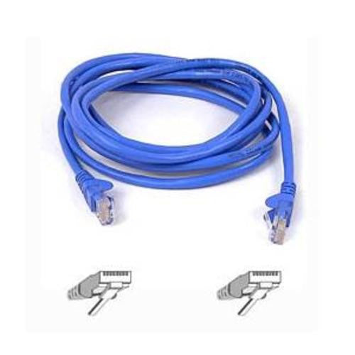 1M BLUE CAT5E SNAGLESS PATCH CABLE