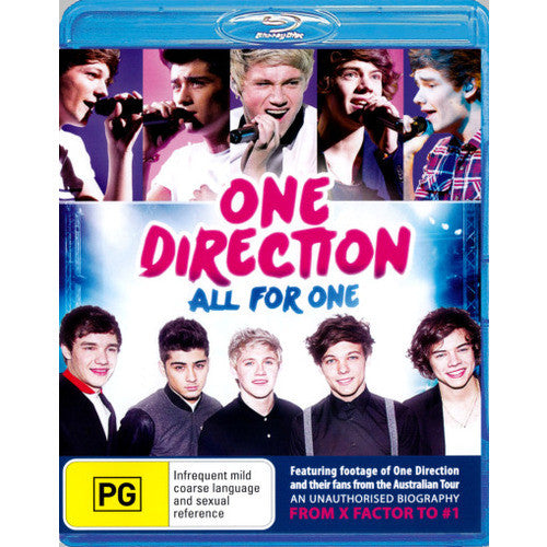 One Direction: All For One (An Unauthorised Biography)