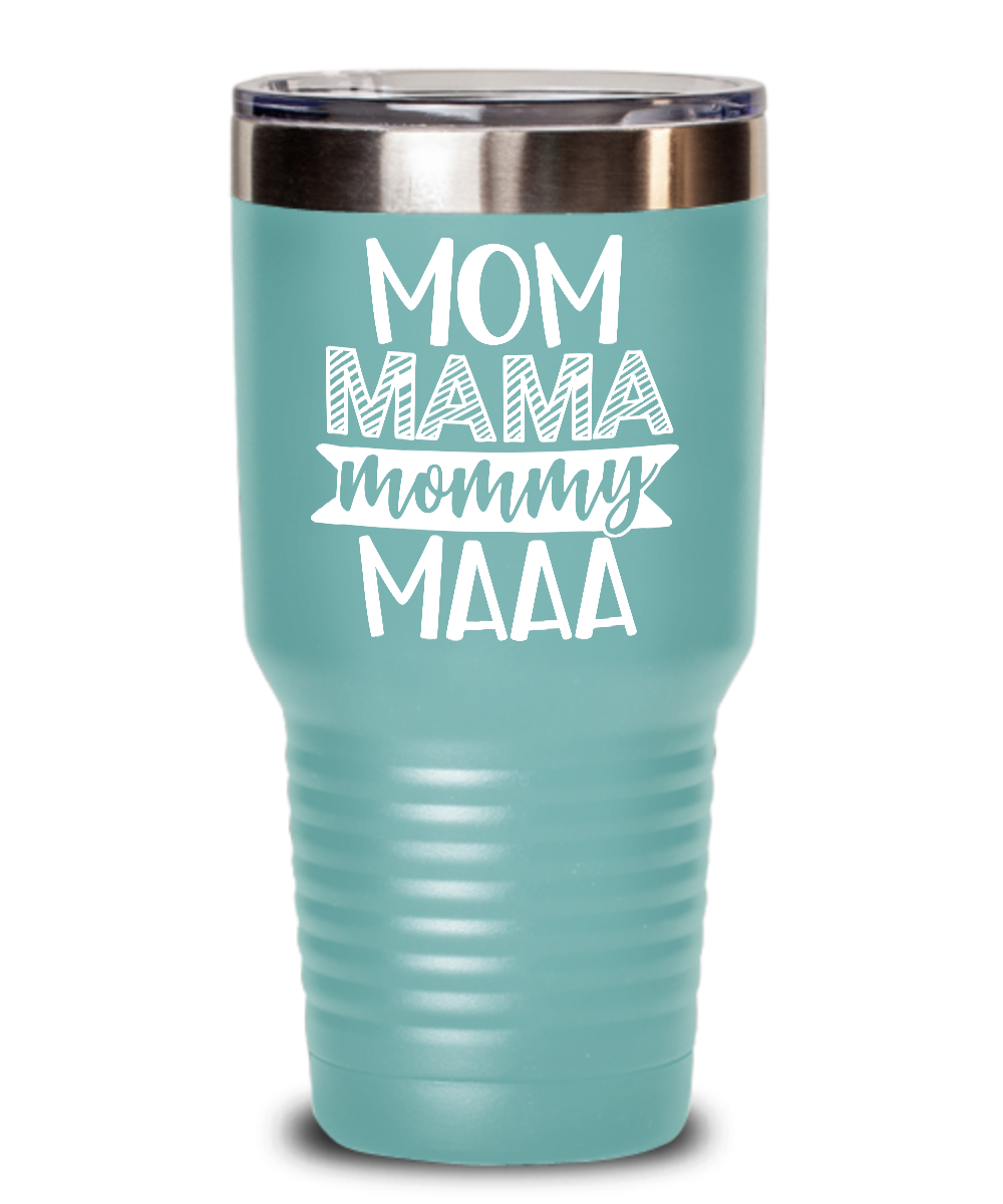 Mom Funny Gift Idea Best Sarcasm Stainless Steel Tumbler  Christmas 20/30 Oz For Man
