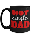 Best Dad 15oz Coffee Mug- Mugs For Dad - Number One Dad Mug - Dad Coffee Mug - Unique Gifts For Dad - Best Dad Gifts - Gift Ideas For Dad - Hot Single Dad - Coffee Mug - YesECart