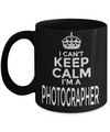 Funny Photographer Gifts For Women - Gift Ideas For Photographers - Photographer Coffee Mug - I Cant Keep Calm I am a Photographer - Coffee Mug - YesECart