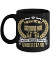 Greyhound Coffee Mug-Greyhound Gifts-Gifts For Greyhound Lovers-Greyhound Mom-Its a Greyhound Mom Thing You Would Not Understand Black Mug - Coffee Mug - YesECart