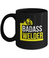 Bad Ass Welder- Gifts For Welders- Welder Coffee Mug - Yesecart - Coffee Mug - YesECart