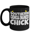 Funny Chemical Engineering Gifts - Chemical  Engineer Mug - Southern Chemical Engineer Chick - Coffee Mug - YesECart