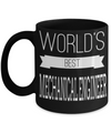 Funny Mechanical Engineering Gifts - Mechanical  Engineer Mug - Worlds Best Mechanical Engineer - Coffee Mug - YesECart
