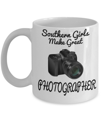 Funny Photographer Gifts For Women - Gift Ideas For Photographers - Photographer Coffee Mug - - Coffee Mug - YesECart