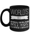 Best Physical Therapist Gifts - Funny Physical Therapist Mug - Worlds Best Physical Therapist - Coffee Mug - YesECart