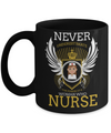 Best Nurse Gifts For Woman - Nurse Gifts - Funny Nurse Mug - Never Underestimate The Power of o Women Who Nurse - Coffee Mug - YesECart