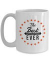 Best Optometrist Gifts For Woman - Eye Doctor Gifts - 15oz Eye Doctor Coffee Mug - Funny Eye Doctor Mug - The Best Optometrist Ever - Coffee Mug - YesECart