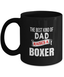 Boxer Dog Gifts For Owners-Boxer Mug-Boxer Dog Dad Mug - Coffee Mug - YesECart