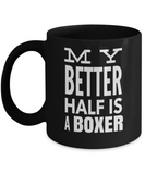 Boxer Dog Gifts For Owners-Boxer Mug-Boxer Dog Dad Mug