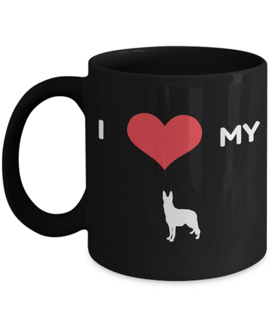 German Shepherd Mug-German Shepherd Gifts-German Shepherd Mom - Coffee Mug - YesECart