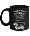 Best Physical Therapist Gifts - Funny Physical Therapist Mug - I am a Physical Therapist That Means I Am Creative Cool Passionate and a Little Bit Crazy - Coffee Mug - YesECart