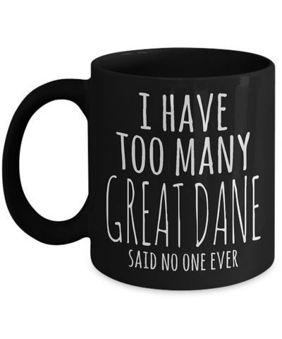 Great Dane Gifts-Great Dane Mug-Great Dane Dad - Coffee Mug - YesECart