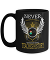 Best History Teacher Gifts - Funny History Teachers Mug - Never Underestimate The Power of a Woman Who Teaches History Black Mug - Coffee Mug - YesECart