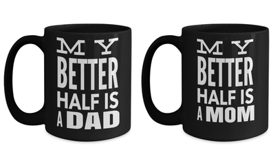 Best Parents Coffee Mugs - Teen Mom Gift - Gifts Mom Mug - Cool Mugs For Moms - 15 Oz Dads Beer Mug - Dad Mugs Coffee - Popular Gifts For Dad - Coffee Mug - YesECart