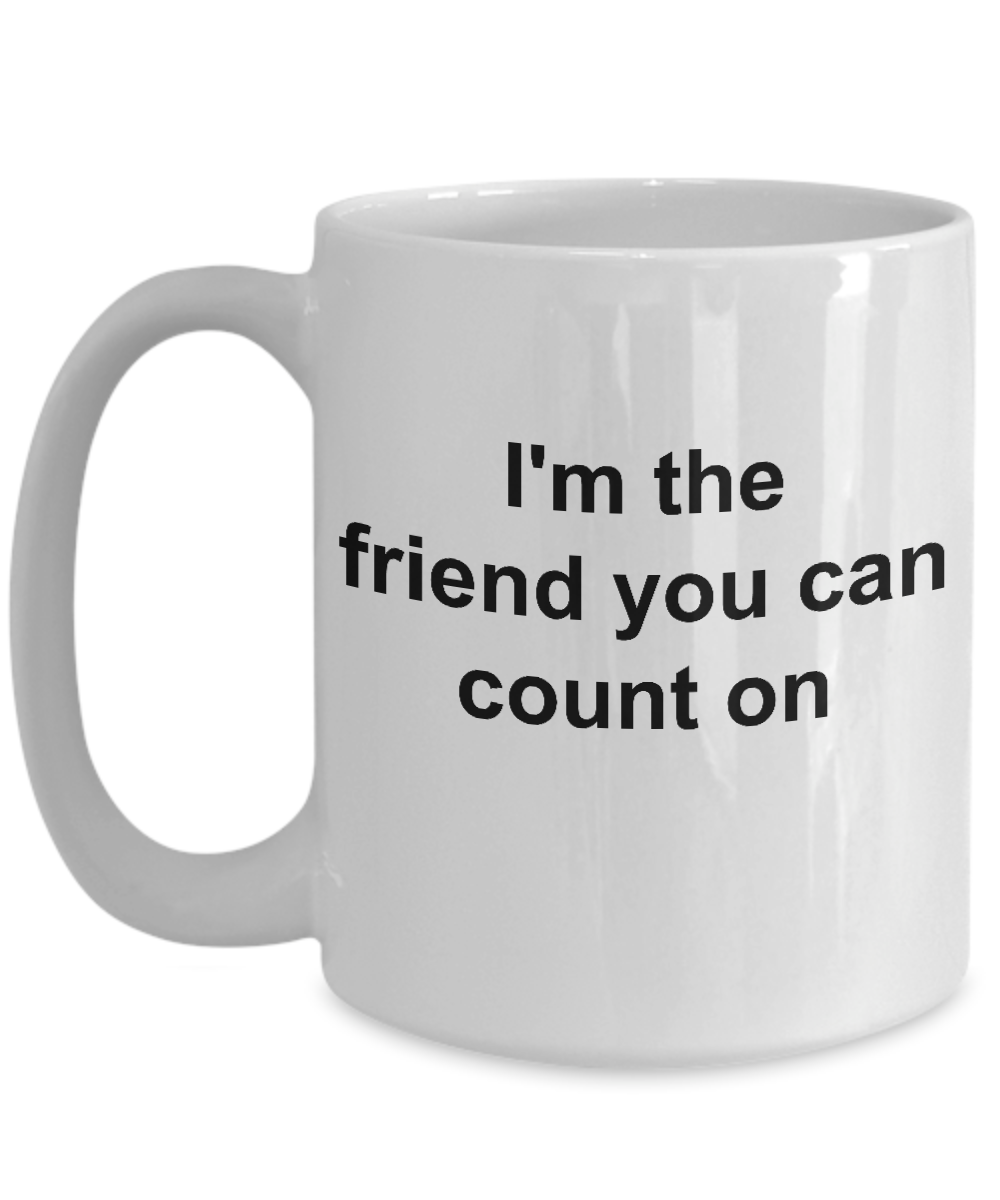 Sentimental Gifts Idea For Best Friends - Funny Christmas Thanksgiving