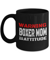 Boxer Dog Gifts For Owners-Boxer Mug-Boxer Dog Mom - Coffee Mug - YesECart