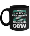 Cow Mug -Cow Coffee Mug-Funny Cow Gifts-Cow Themed Gifts-Cow Dad - Coffee Mug - YesECart