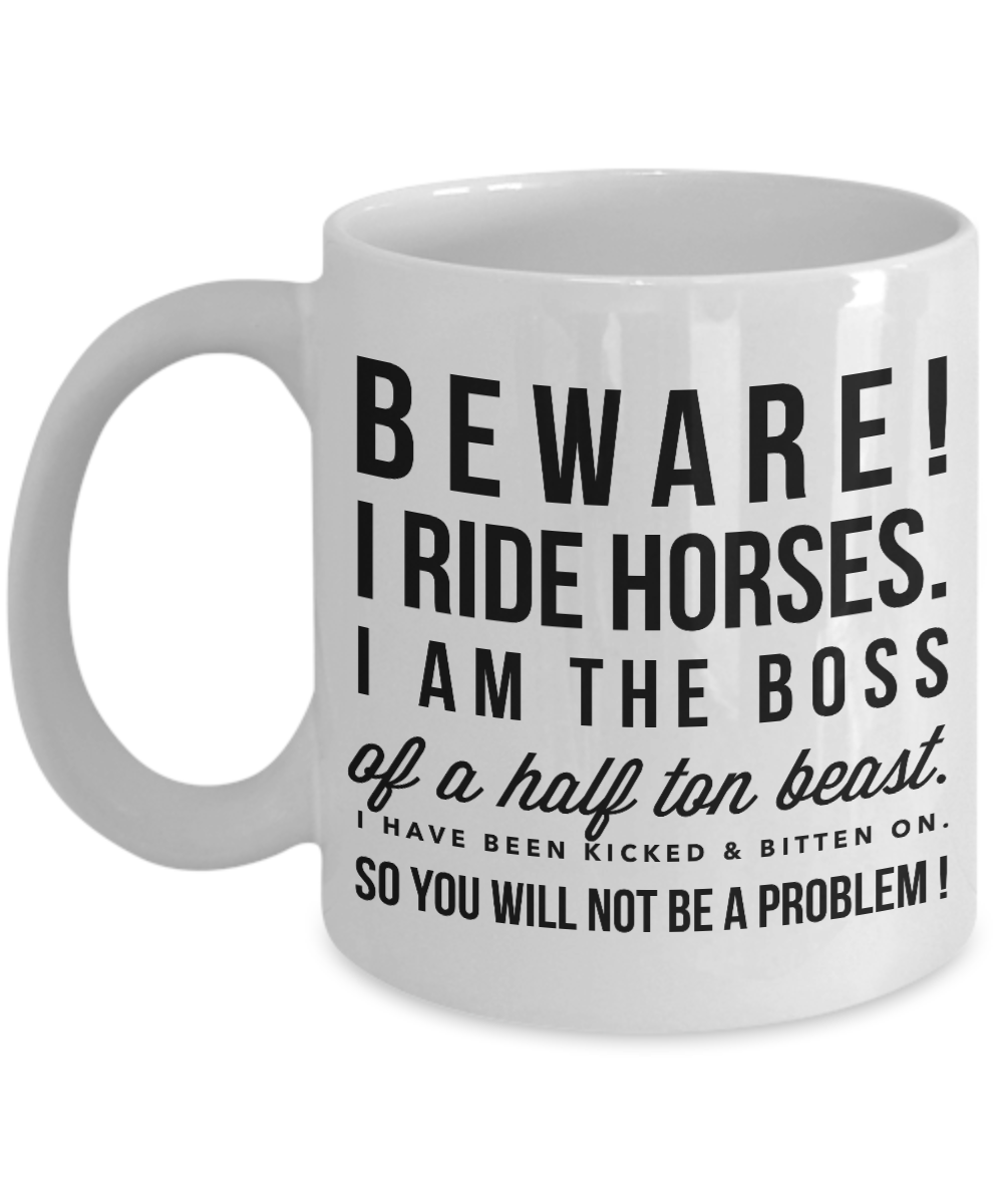 Christmas Gifts For Horse Lovers - Horse Rider Gift | YesEcart.com
