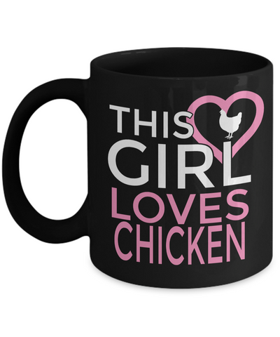 Chicken Gifts-Chicken Themed Gifts-Chicken Mug-Chicken Mom - Coffee Mug - YesECart