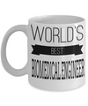 Funny Biomedical Engineering Gifts - Biomedical Engineer Mug - Worlds Best Biomedical Engineer - Coffee Mug - YesECart