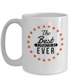 Best Uncle Gifts From Kids - Best Uncle 15oz Coffee Mug - Funny Uncle Gifts From Niece - Best Uncle Mug - I Love My Uncle Mug - The Best Uncle Ever - Coffee Mug - YesECart
