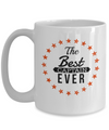 Captain Mug - 15oz Coffee Mug - Sailing Mug - Boating Mug - Sailing Gifts For Men - The Best Captain Ever - Coffee Mug - YesECart