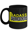 Funny Petroleum Engineering Gifts - Petroleum  Engineer Mug - Badass Petroleum Engineer - Coffee Mug - YesECart