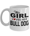 Bulldog Coffee Mug-English Bulldog Gifts-American Bulldog Gifts-Bulldog Mom - Coffee Mug - YesECart