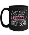 Best History Teacher Mug - 15oz History Teacher Coffee Mug -Teacher Gifts For Christmas - - Coffee Mug - YesECart