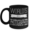 Funny Photographer Gifts For Women - Gift Ideas For Photographers - Photographer Coffee Mug - Worlds Best Photographer - Coffee Mug - YesECart