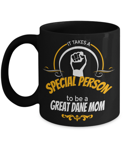 Great Dane Gifts-Great Dane Mug-Great Dane Mom - Coffee Mug - YesECart