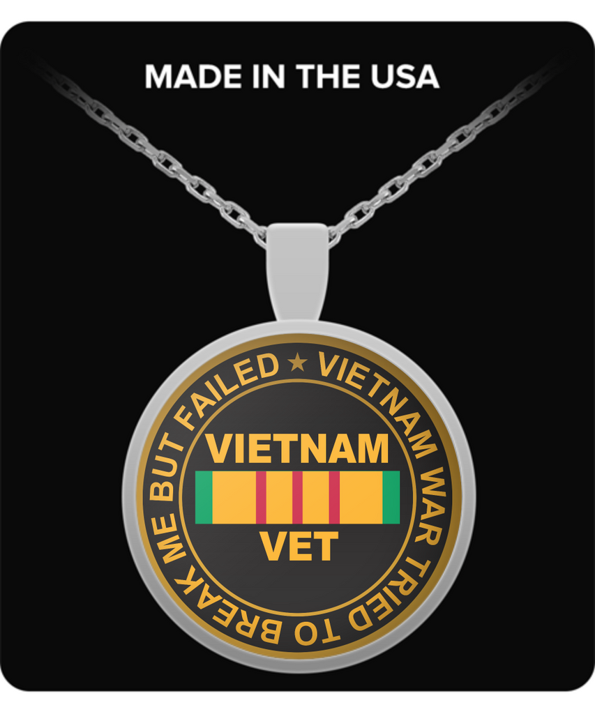Vietnam Vet - Necklace - YesECart