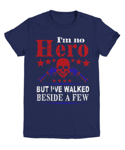 I'm No Hero - Second Edition - Shirt / Hoodie - YesECart