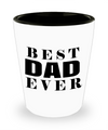 Fathers Day Gift- Unique Gifts For Dad - Best Dad Gifts - Gift Ideas For Dad -Best Dad Ever - Shot Glass - YesECart