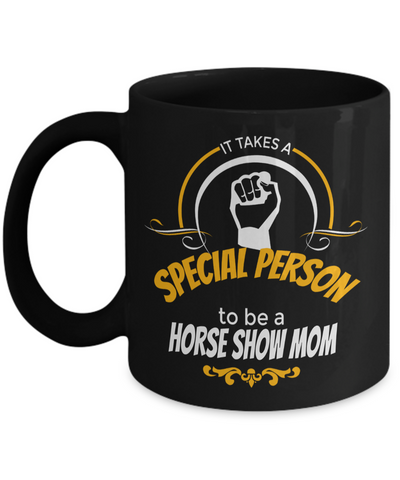 Horse Mug-Horse Gifts For Girls-Girl Horse Gifts-Horse Rider Gifts - Coffee Mug - YesECart