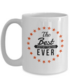 Best History Teacher Mug - 15oz History Teacher Coffee Mug -Teacher Gifts For Christmas - The Best History Teacher Ever - Coffee Mug - YesECart