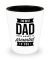 Fathers Day Gift- Unique Gifts For Dad - Best Dad Gifts - Gift Ideas For Dad -The Best Dad Ever Award Is Presented You Shot Glass - Shot Glass - YesECart