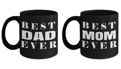 Awesome Dad Coffee Mug - Love You Dad Mug - Hero Dad Mug - 11 Oz Unique Gifts For Dad -  Dad Gift Wedding - Ok Mom Mug - Christmas Gifts For Mom - Coffee Mug - YesECart