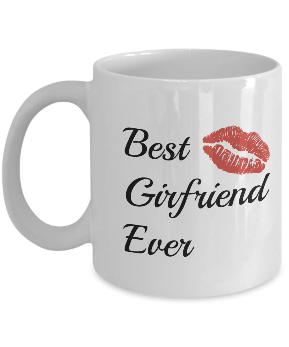 Best Girlfriend Mug-Best Girlfriend Ever Mug-girlfriend Gifts-girlfrie