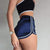 Silk Short Shorts Womens - Sexy Summer Beach Shorts High Waisted - Free Shipping