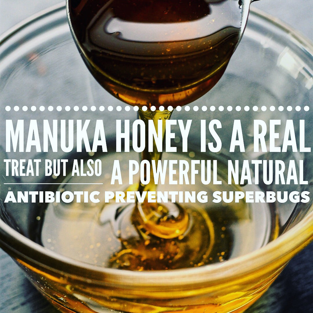 Is Manuka Honey Better Than Antibiotics?