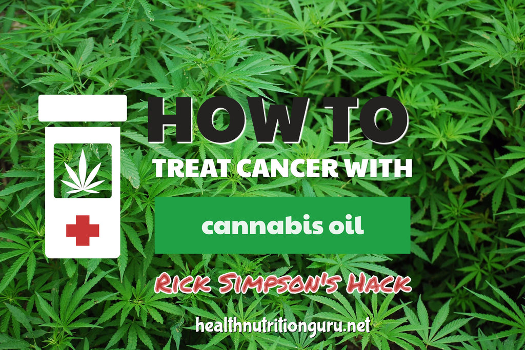 A Leap of Faith With Cannabis Cancer Treatment