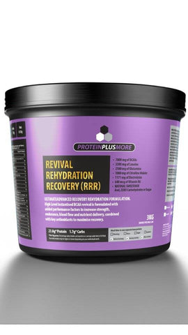 Protein Plus More REVIVAL BCAA INTRA WORKOUT Grape 1 KG